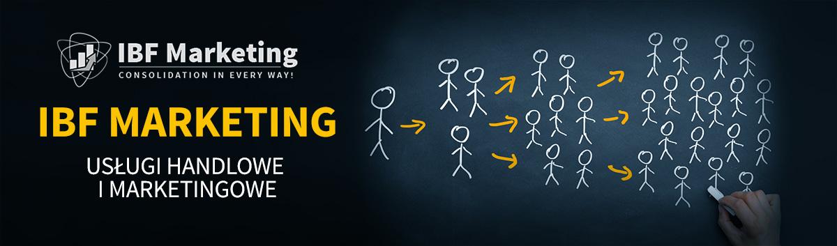 IBF MARKETING | USŁUGI HANDLOWE i MARKETINGOWE
